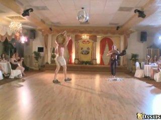 fun, dance, bride