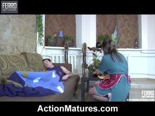 Ketika of martha, victoria, adam by action matures