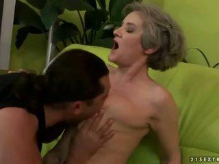 hardcore sex, babička, babička