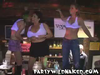 Drunk Party Girls Wild Wet T Shirt Con...