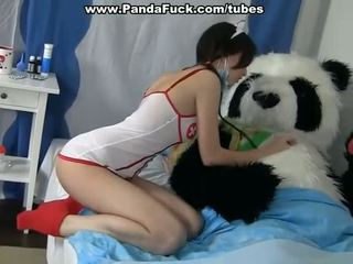 Brudne seks do lekarstwo a chory panda