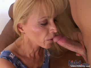 Nicole moore suaugę nuleidimas ant veido spunk kadras blondie