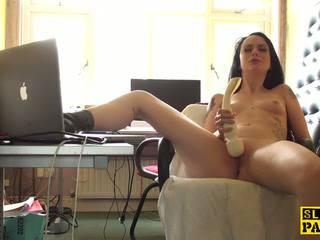 seksileluja, brittiläinen, hd porn