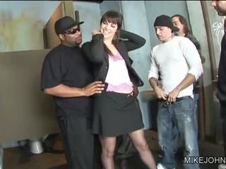 Group Sex Gang Bang With Bobbi Starr Swallowing Loads