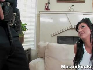 Mason Moore: Mason moore fucks horny cop
