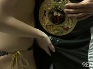 Alexis texas шибане на champ