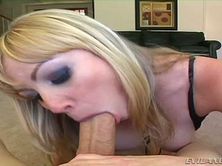 Adrianna Nicole Sucks Two Cocks One Right After The Other