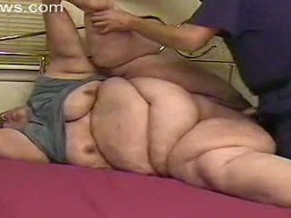 bbw, avó, gordura