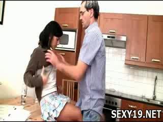 Nakal gadis gets fucked sideways