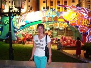 لي ex فتاة - الصينية