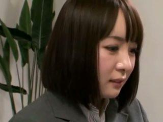 Asiatico studentessa marche insegnante lesbica pet parte 11