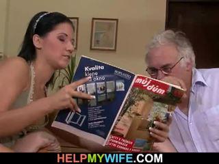 Hubby calls a guy kohteeseen naida hänen vaimo