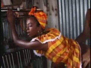 Afrikkalainen suklaa pillua video-