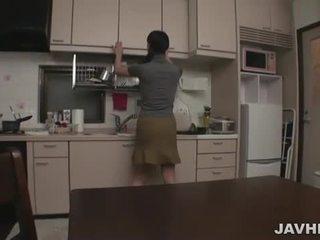 اليابانية زوجان في منزل