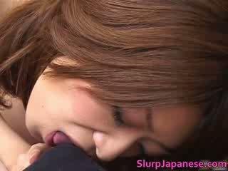Hottie Nagisa Sasaki performs cute