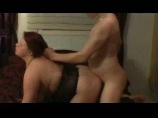 Orang finland amatur pasangan doggystyle / seks dari belakang seks / persetubuhan