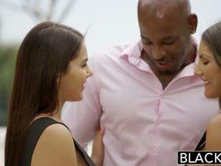 Blacked august ames e valentina nappi partilhar bbc