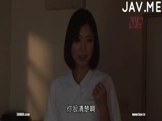 bruneta, realita, japonec