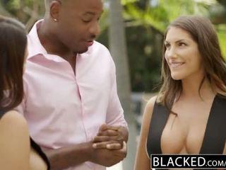 Blacked august ames și valentina nappi distribuie bbc - porno video 021