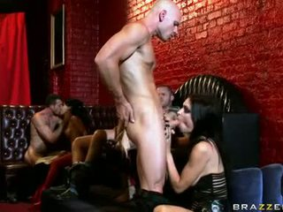 Schlong starved asa akira thumps a meaty boner v tento guyr throat a loved to