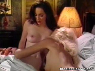 estrelas pornô, vintage, lésbica
