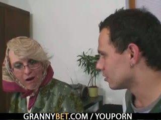 rzeczywistość, stary, babcia