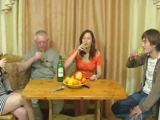 Pure rus familie sex video