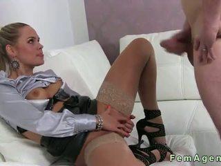 masturbating while blowing