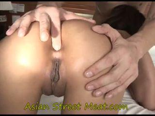 Asiatiskapojke tonårs inkpad
