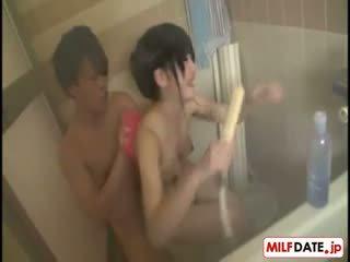 יפני, מקלחת, הארדקור