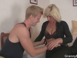 Doggy-fucking vecs blondīne sieviete, bezmaksas vecs sieviete hd porno fc