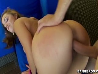 deepthroat, didelis penis, big boobs