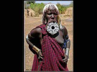 Nigerian ナチュラル アフリカ系 女の子
