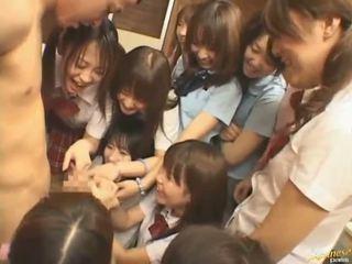 sesso hardcore, giapponese, sesso di gruppo