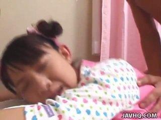Muda oriental remaja bumped keras uncensored vid