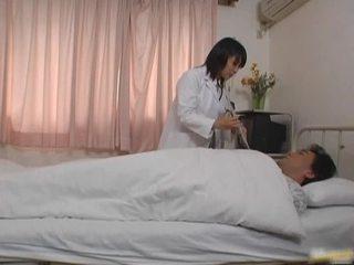 Oriental medic pacient porno vid