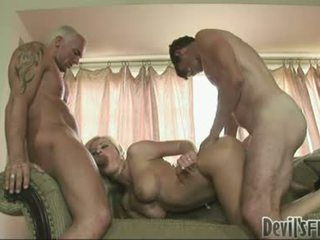 Hot lover Andi Anderson gets the perfect fuck she always wanted and craved