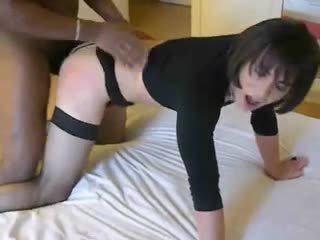 crossdresser, päraku-, interracial