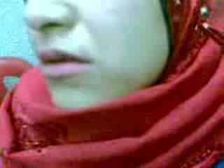 Amatorskie arab hijab kobieta wytrysk wideo