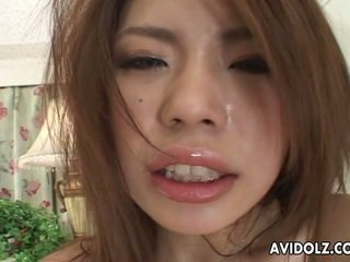 Haruka sanada felt out at bumped by playthings