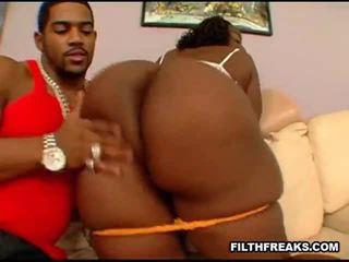 nice ass, black porn, big cock sex ass fucking