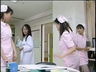 नर्स, वर्दी, एशियाई