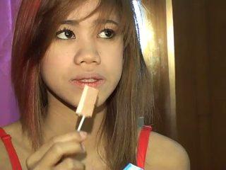 teini-ikäinen, thai girls