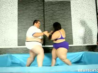 Uncovered Oil Wrestling Match Between ...