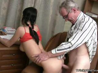 putain de, étudiant, sexe hardcore