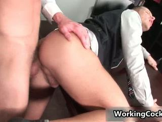 Shane frost shagging ו - זין מוצצת