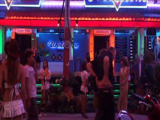 striptýz, webkamery, thai