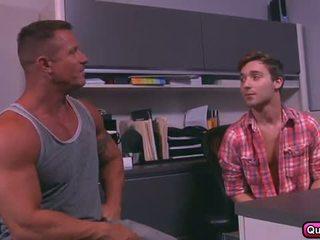 veľký péro, homosexuál, sval