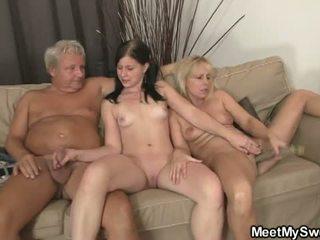muda, mainan, 3some