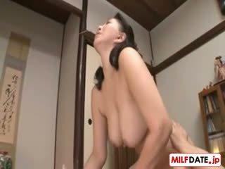 ญี่ปุ่น, สาวใหญ่, ไม่ยอมใครง่ายๆ